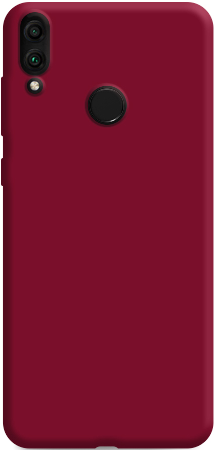 Клип-кейс Gresso Honor 8C Burgundy клип кейс gresso air для honor 8x прозрачный