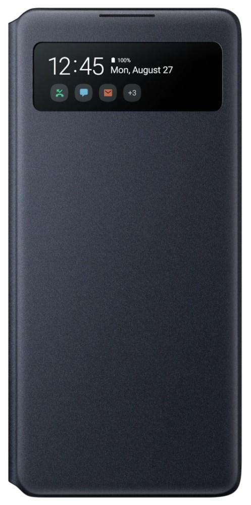 Чехол-книжка Samsung S10 Lite EF-EG770P Black (EF-EG770PBEGRU) фото