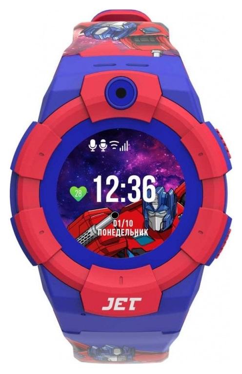 Детские часы Jet Kid Optimus Prime Red/Blue фото