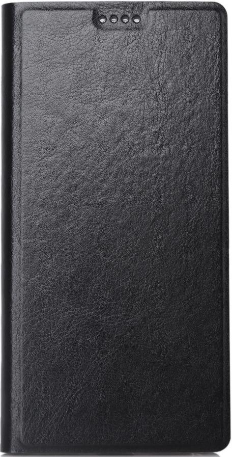 Фото - Чехол-книжка Vili Honor 7A Pro Black чехол книжка euroline fit для honor 7c 7a pro синий