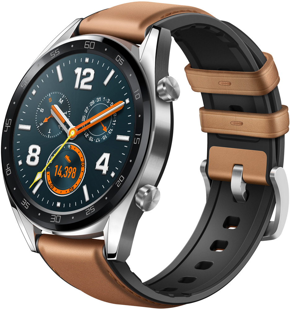 Часы Huawei Watch GT Brown фото