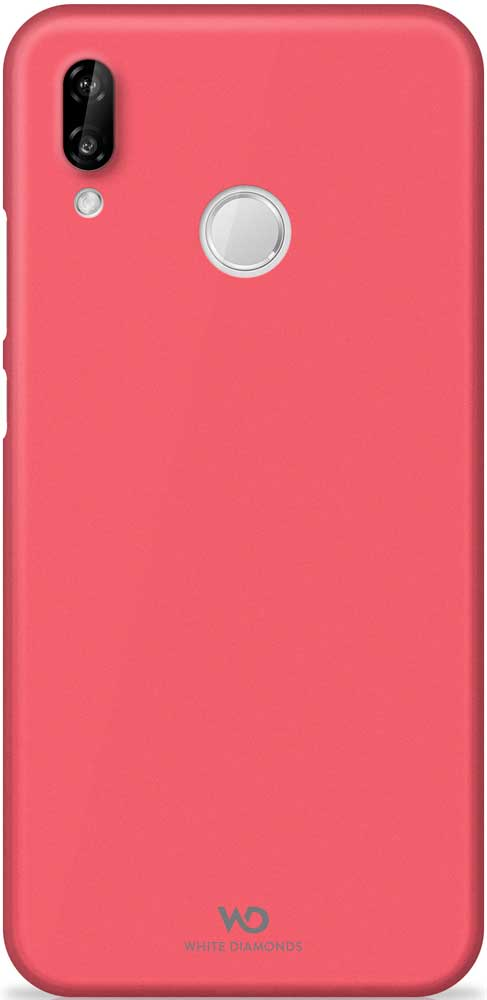 Клип-кейс White Diamonds Huawei P20 Lite тонкий пластик Red клип кейс vipe color huawei p20 lite прозрачный