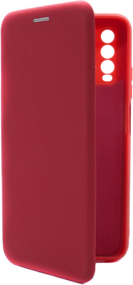 Чехол-книжка Borasco Xiaomi Redmi 9T ShellCase Red