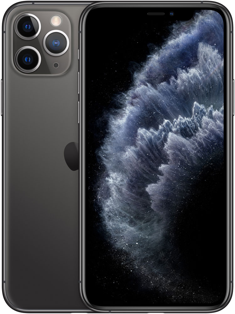 Смартфон Apple iPhone 11 Pro 256Gb Серый космос фото