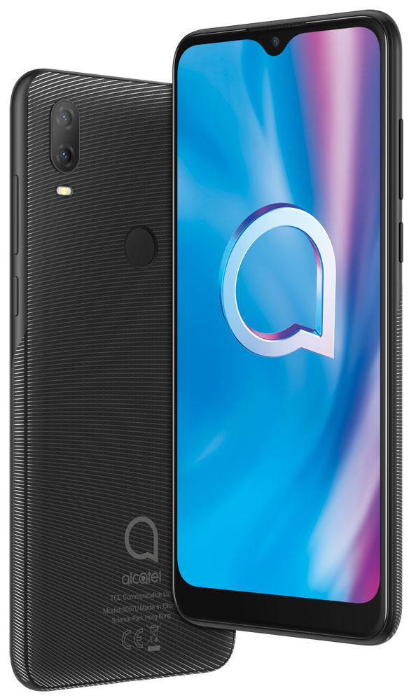 Смартфон Alcatel 1V (2020) 5007U 2/32Gb Prime Black фото