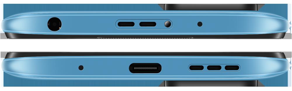Смартфон Xiaomi Redmi 10 4/64Gb Blue фото 9