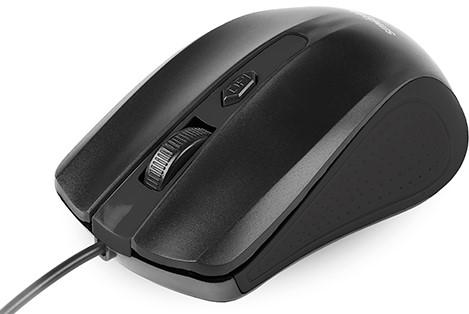 лучшая цена Мышь Smartbuy ONE 352 проводная black