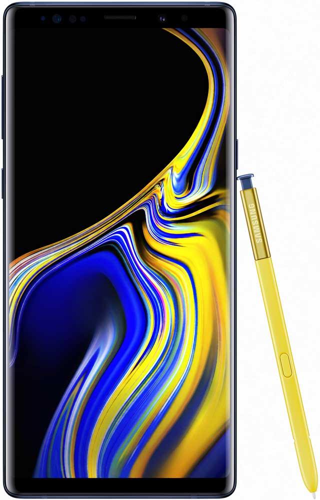Смартфон Samsung Galaxy Note 9 128Gb Blue