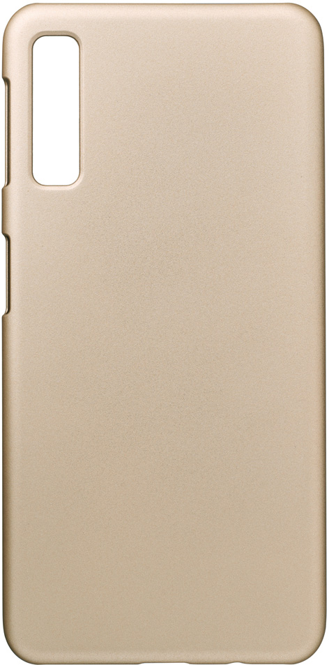 Клип-кейс OxyFashion Samsung Galaxy A7 2018 пластик Gold acqua wallet extra чехол для samsung galaxy a7 gold