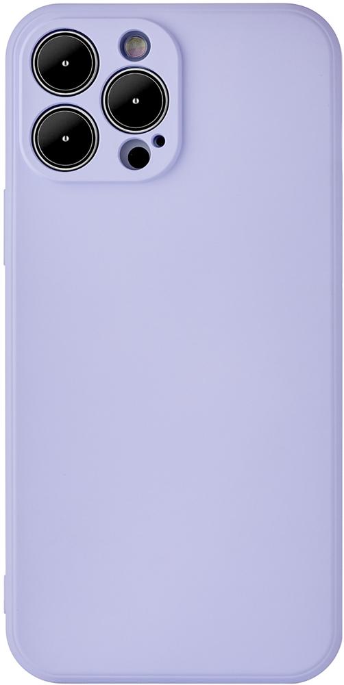 Клип-кейс uBear iPhone 13 pro max Touch Case Camera protection Purple