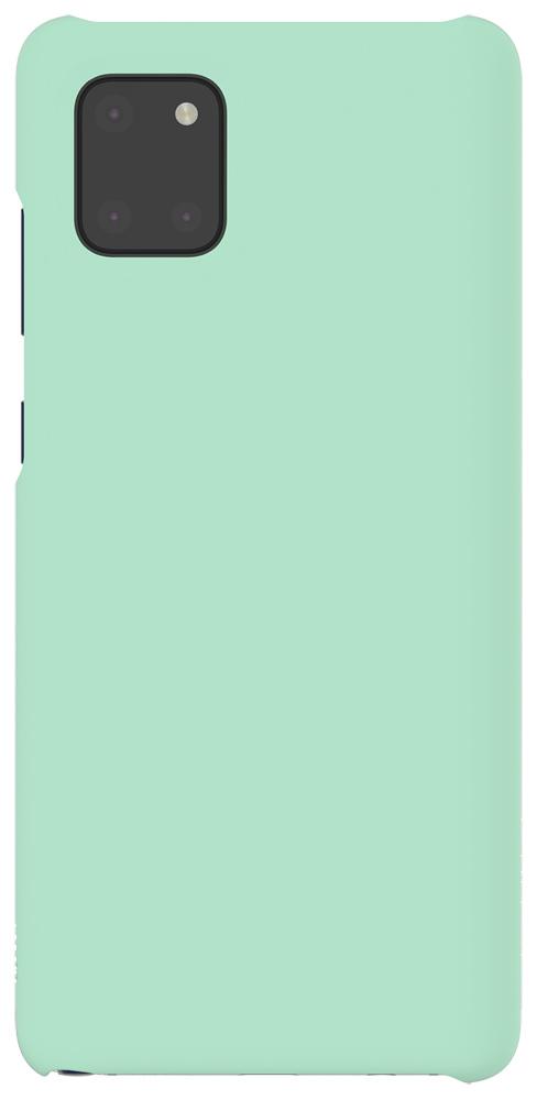 Клип-кейс WITS Samsung Galaxy Note 10 Lite Mint (GP-FPN770WSAMR) фото