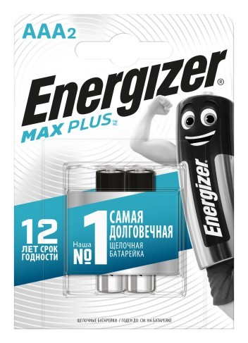 Батарея Energizer AAA LR03 E92 Maximum