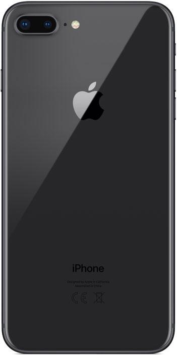 Купить Смартфон Apple iPhone 8 Plus 64GB Space Gray (Серый Космос) в России
