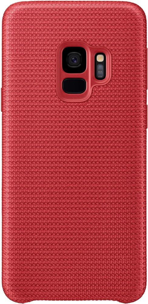 Клип-кейс Samsung Galaxy S9 Hyperknit Cover Red samsung s5230 star red