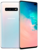фото Смартфон Samsung G975 Galaxy S10 Plus 8/128Gb Перламутр