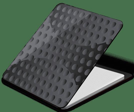 Держатель наклейка WTF Smart Sticker универсальный Black (7.97) фото