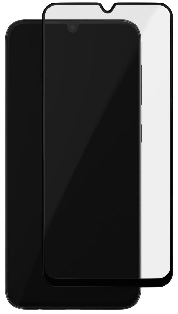 Стекло защитное uBear Samsung Galaxy A30 0.2 мм черная рамка стекло защитное ubear iphone xr 0 2 мм черная рамка