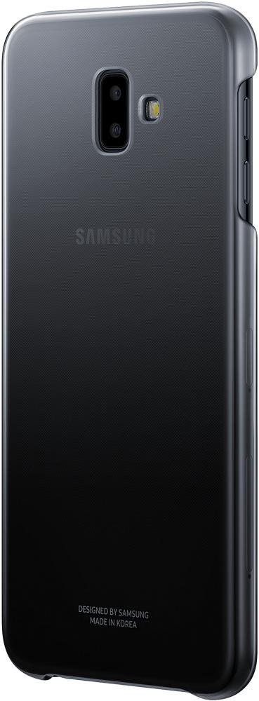 Клип-кейс Samsung, Galaxy J6 Plus EF-AJ610CBEGRU Black