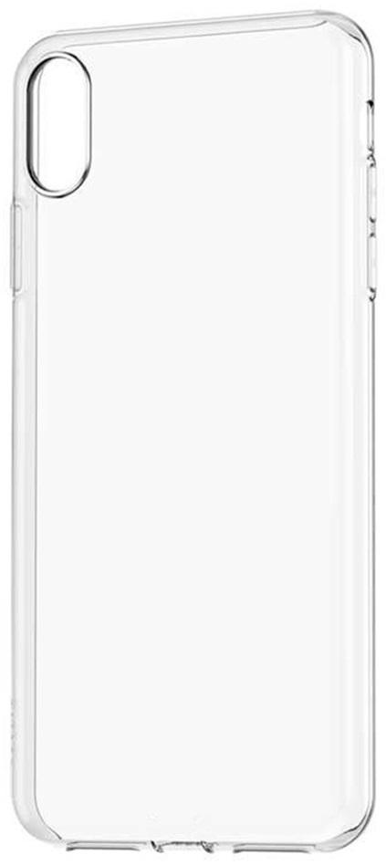Клип-кейс OxyFashion для Apple iPhone XS Max силикон прозрачный клип кейс vipe для apple iphone xs max силикон прозрачный