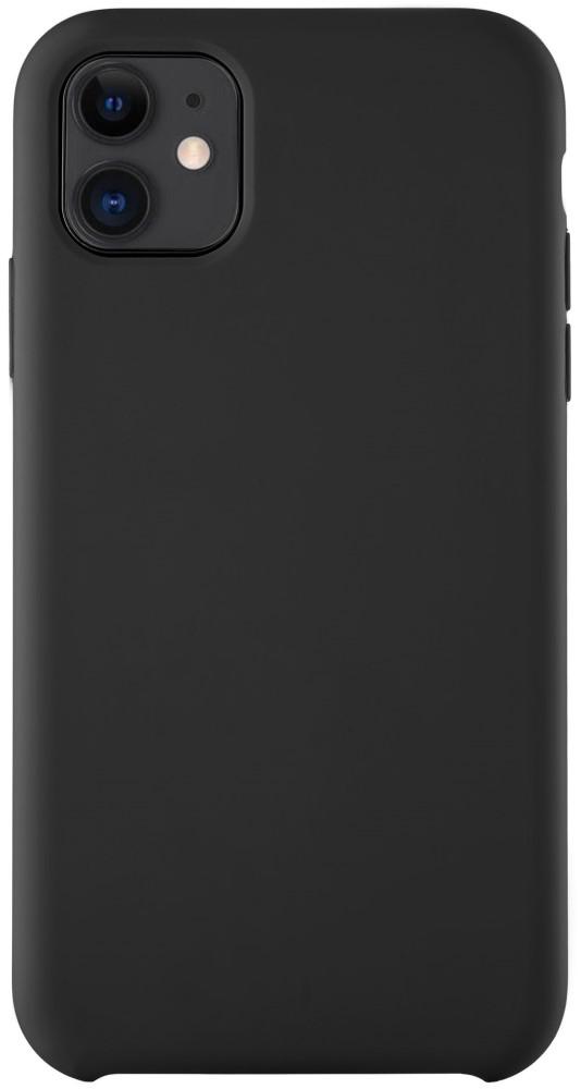 Клип-кейс uBear Apple iPhone 11 Touch Case Black