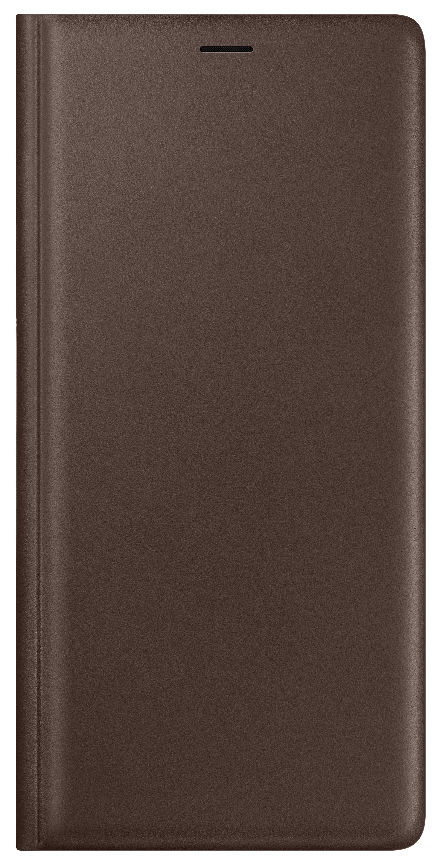 Чехол-книжка Samsung для Galaxy Note 9 EF-WN960LAEGRU Wallet Cover Crown brown чехол крышка samsung silicone cover ef pn960tbegru для samsung galaxy note 9 черный
