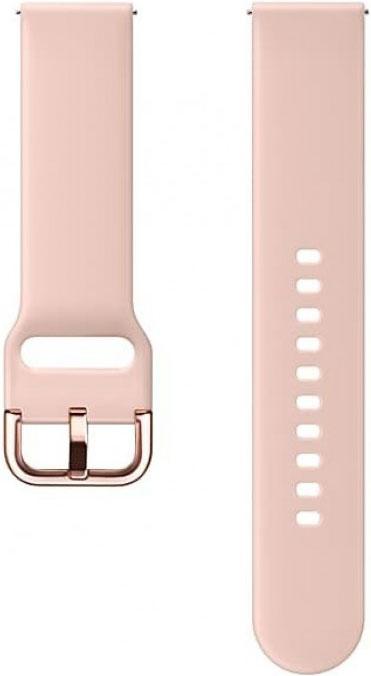 Ремешок для умных часов Samsung Galaxy Watch Active ET-SFR50M спортивный Pink фото