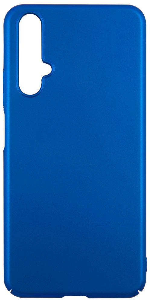 Клип-кейс RedLine Unit Honor 20S пластик Blue фото