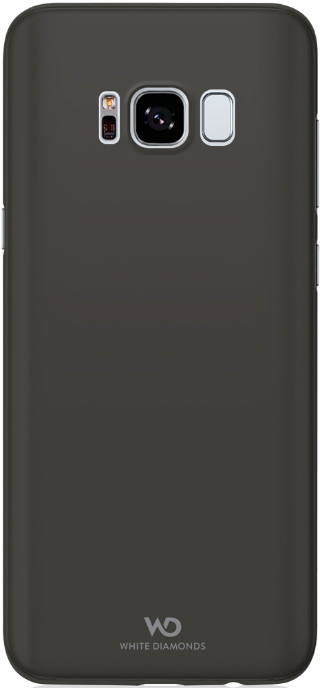 Клип-кейс White Diamonds Samsung Galaxy S8 Plus тонкий пластик Black