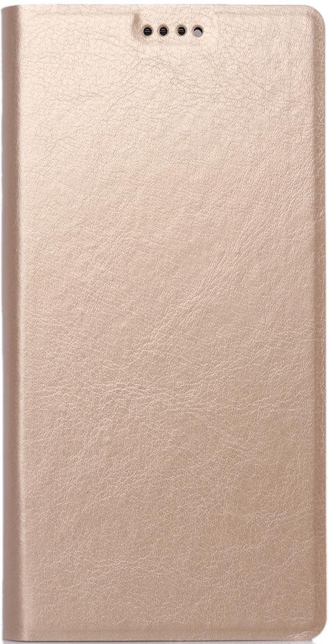 Чехол-книжка Vili Honor 7A Gold чехол книжка vili для honor 6c pro black