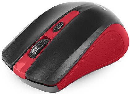 Мышь беспроводная Smartbuy ONE 352 red-black the red one