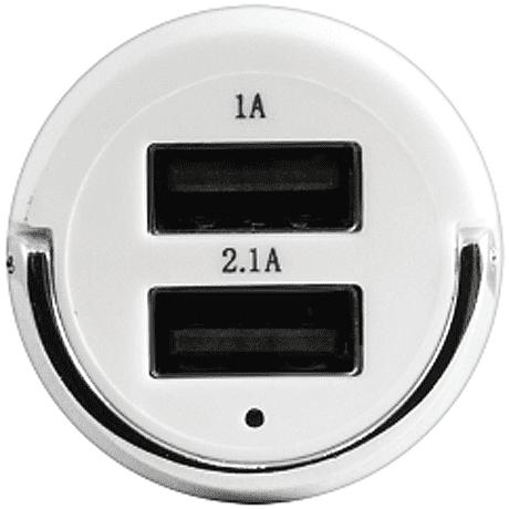 АЗУ Deppa универсал 2 USB-порта 1А+2А