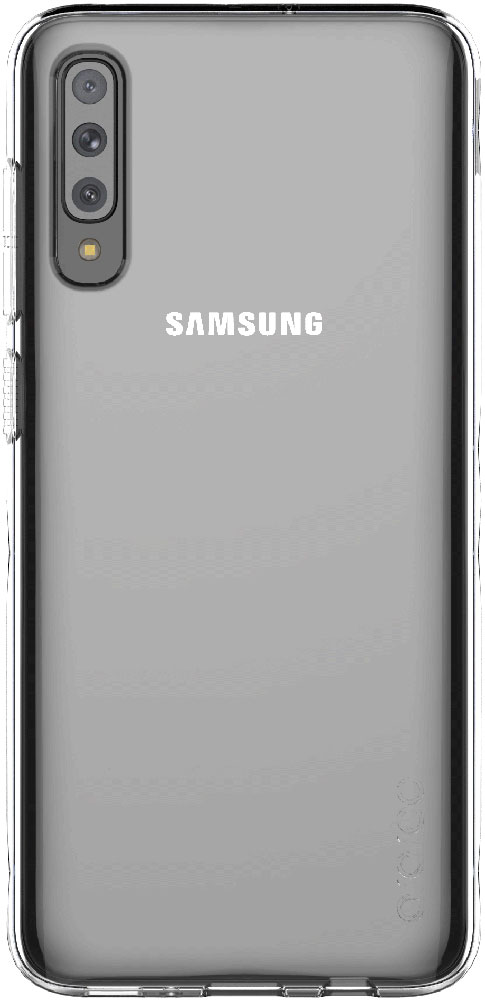 Клип-кейс Araree Samsung Galaxy A70 GP-FPA705K прозрачный клип кейс araree samsung galaxy a10 gp fpa105k purple