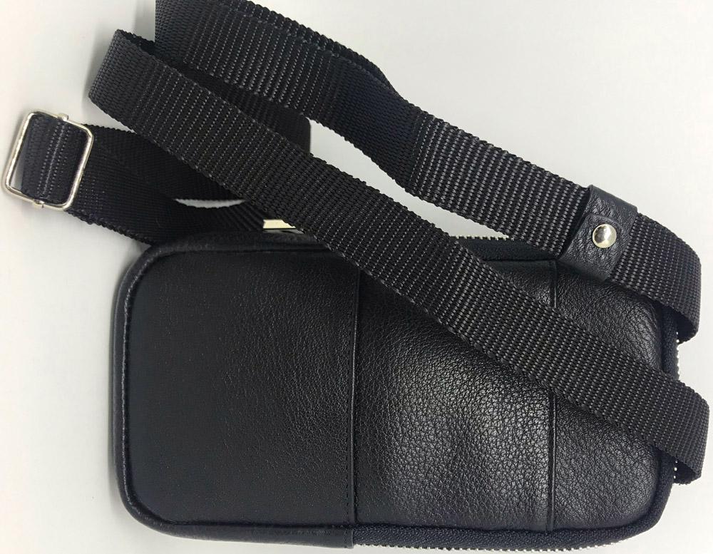 Сумка OxyFashion на плечо универсальная XXL кожа Black универсальная сумка magma lp bag 60 profi black black