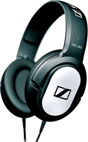 Наушники Sennheiser HD 180 Black