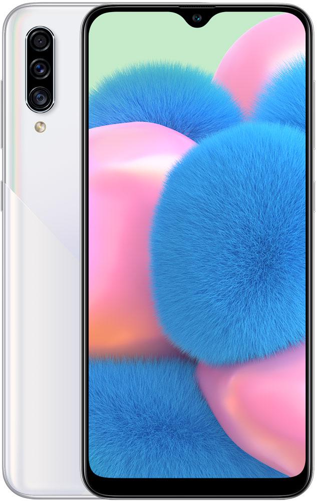 Смартфон Samsung A307 Galaxy A30s 3/32Gb White