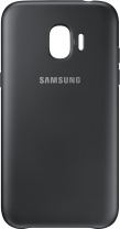 фото Клип-кейс Samsung Dual Layer Cover Galaxy J2 2018 Black