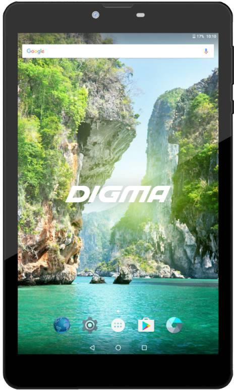 "Планшет Digma Plane 8733T 8"" 16Gb 3G Black"