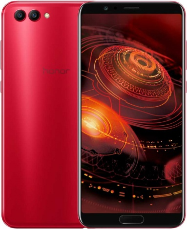 Смартфон Honor View 10 128Gb Red - цена на Смартфон Honor