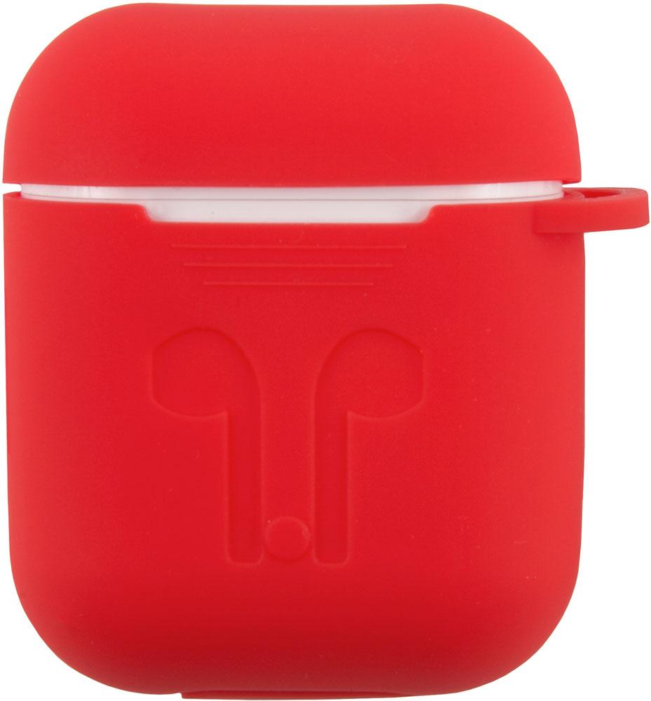 Чехол RedLine для зарядного кейса Airpods Red