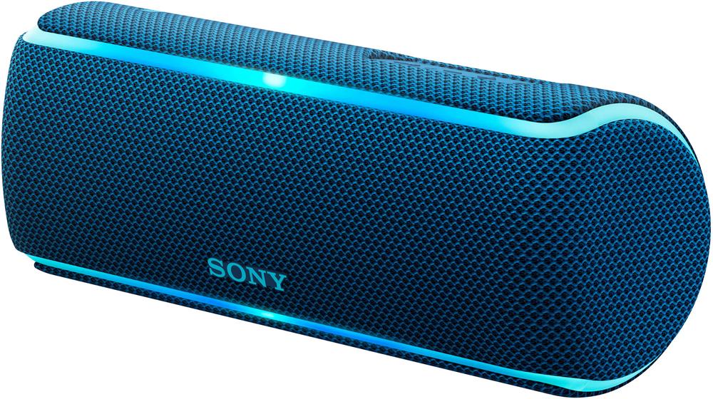 Портативная акустическая система Sony SRS-XB21L Blue