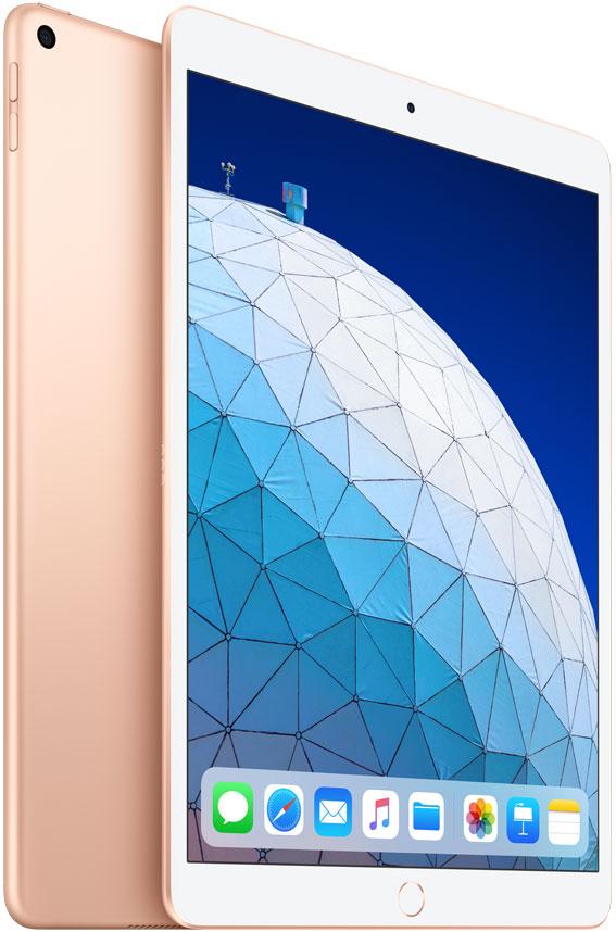 "Планшет Apple iPadAir 2019 Wi-Fi 10.5"" 256Gb Gold (MUUT2RU/A)"