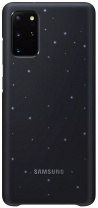 фото Клип-кейс Samsung Galaxy S20 Plus Smart LED Cover Black (EF-KG985CBEGRU)