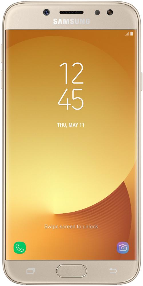 Смартфон Samsung Galaxy J7 (2017) J730 Gold