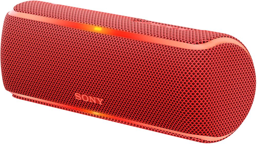 Портативная акустическая система Sony SRS-XB21R Red