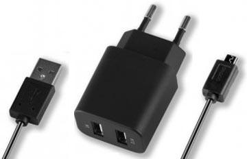 СЗУ Deppa Ultra 2 USB + кабель microUSB цена