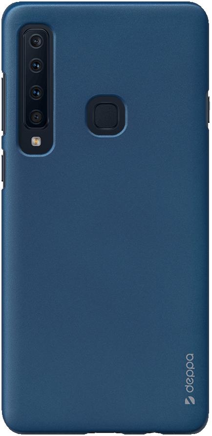 Клип-кейс Deppa Samsung Galaxy A9 2018 пластик Blue клип кейс deppa samsung galaxy a7 2018 пластик black