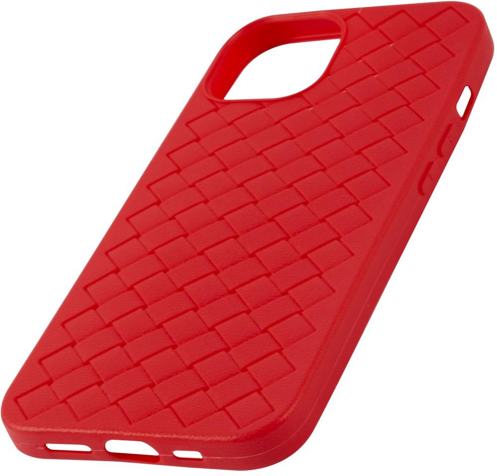 Клип-кейс UNBROKE iPhone 13 Braided Red фото 2