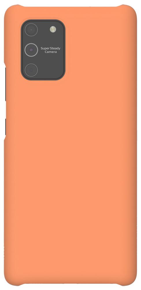 Клип-кейс WITS Samsung Galaxy S10 Lite Orange (GP-FPG770WSAOR) фото