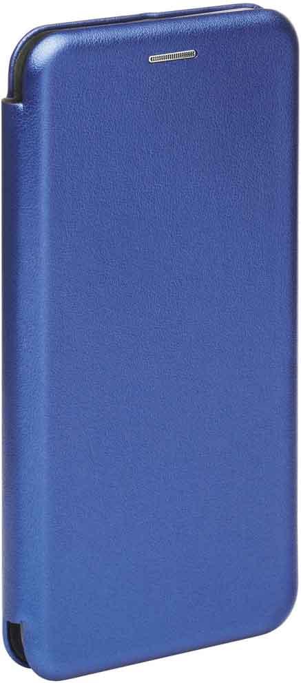 Чехол-книжка Deppa Honor 10 Lite Shell Blue