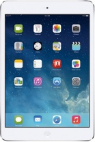 фото Планшетный компьютер Apple iPad Mini with Retina display Wi-Fi + Cellular 16GB Silver